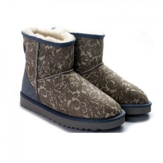 Botte UGG Australia Classic Mini 5854 Queue France