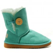 Botte UGG Australia Enfants Bailey Button 5991 Vert France
