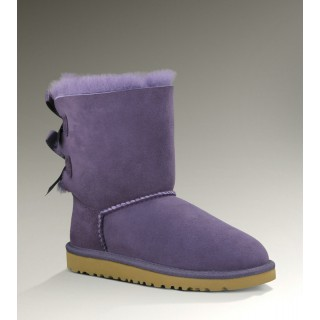Femme Bailey Bow 1002954 UGG Bottes Purple Nice