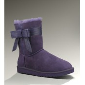 Femme Josette 1003174 UGG Bottes Purple Fashion