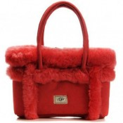 Sacs À Main UGG France 3001 Rouge Vente Privee