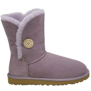 UGG Bottes Bailey Button 5803 Violet Boutique Paris