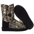 UGG Bottes Bailey Button Logo 5803 Or France Magasin
