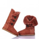 UGG Bottes Bailey Button Triplet 1873 Clay Le Meilleur