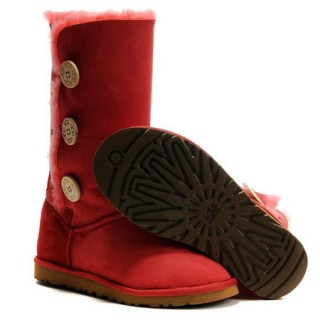 UGG Bottes Bailey Button Triplet 1873 Fiery Paris