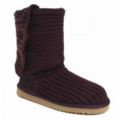 UGG Bottes Classic Cardy 5819 Claret Nice