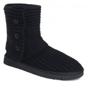 UGG Bottes Classic Cardy 5819 Noir Achat
