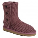 UGG Bottes Classic Cardy 5819 Rose Paris