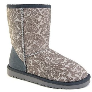 UGG Bottes Classic Short 5831 Paisley Boutique Paris