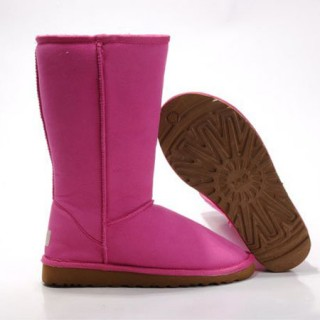 UGG Bottes Classic Tall 5815 Framboises Populaire