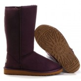 UGG Bottes Classic Tall 5815 Noirberry Nouveau
