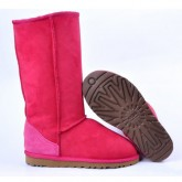 UGG Bottes Classic Tall 5815 Rouge Le Meilleur