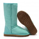 UGG Bottes Classic Tall 5815 Vert Site Francais