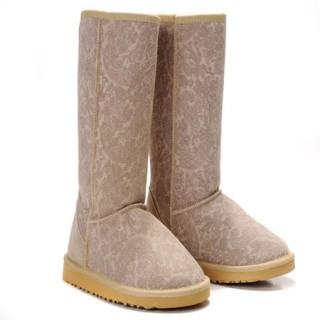 UGG Bottes Classic Tall 5852 Paisley Europe