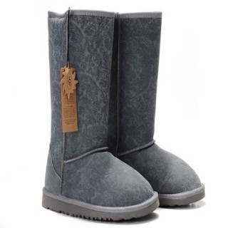 UGG Bottes Classic Tall 5852 Paisley Pas Chere