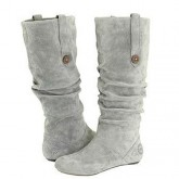 UGG Bottes Highkoo 5765 Argent Paris