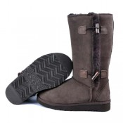 UGG Bottes Roxy Grand Chocolat 5818 Paris