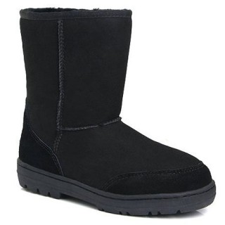 UGG Bottes Ultra Short 5225 Noir France Magasin