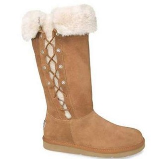 UGG Bottes Upside 5163 Chataigne Fashion