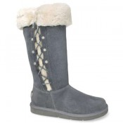 UGG Officiel Upside Bottes 5163 Gris Réduction