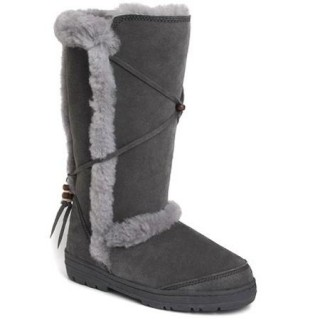 UGG Shop Nightfall Bottes 5359 Gris Rabais