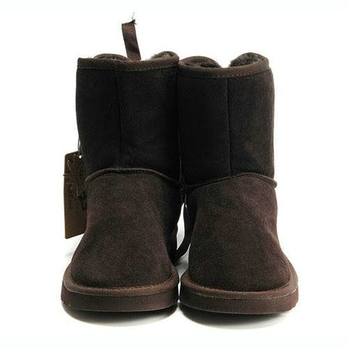 UGG Bottes Bailey Button 5808 Chocolat