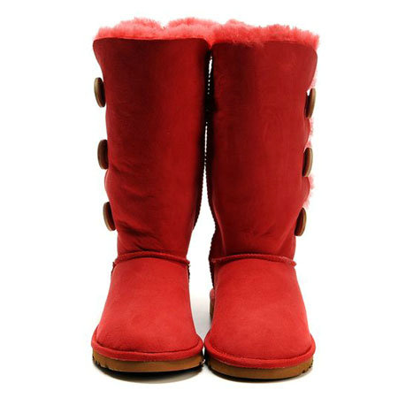 UGG Bottes Bailey Button Triplet 1873 Fiery