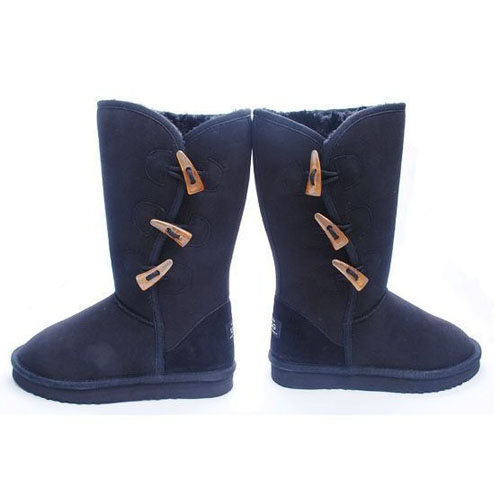 UGG Bottes Bailey Button Triplet 5885 Steelblue