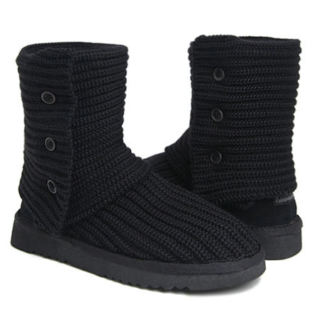 UGG Bottes Classic Cardy 5819 Noir