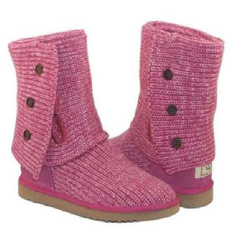 UGG Bottes Classic Cardy 5819 Rose