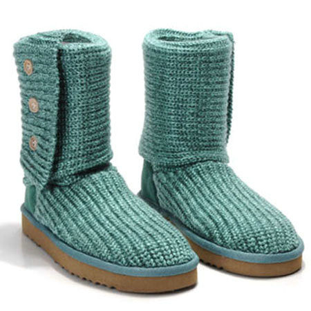 UGG Bottes Classic Cardy 5819 vert