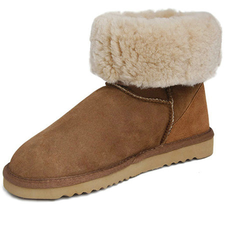 UGG Bottes Classic Short 5825 Ch?taigne