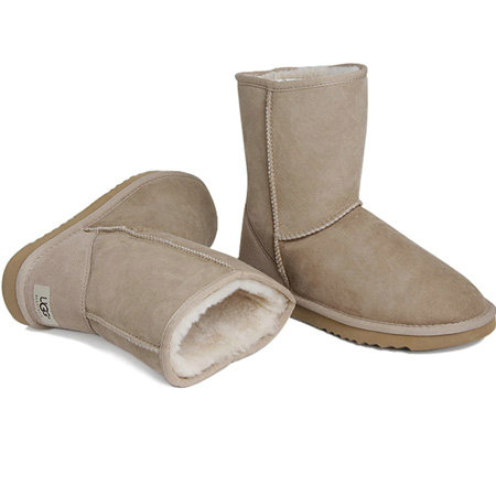 UGG Bottes Classic Short 5825 Sable