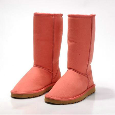 UGG Bottes Classic Tall 5815 Coral Soldes Paris