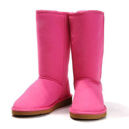 UGG Bottes Classic Tall 5815 Roseine