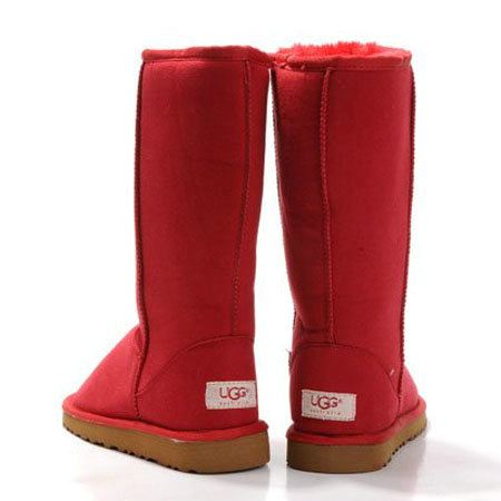 UGG Bottes Classic Tall 5815 Rouge