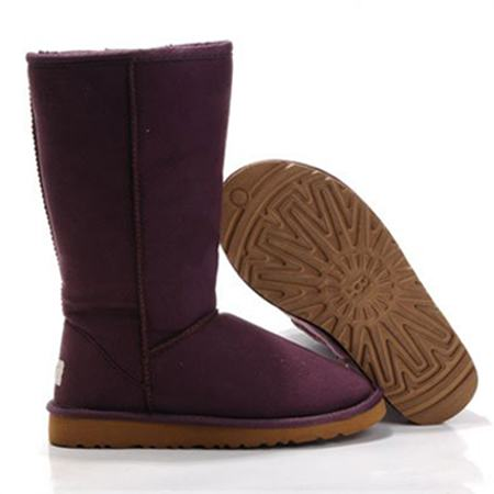 UGG Bottes Classic Tall 5815 Vin