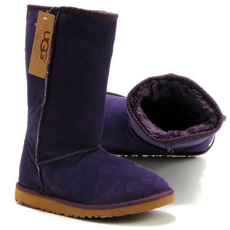 UGG Bottes Classic Tall 5815 Violet