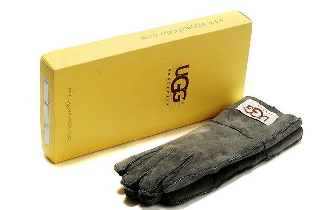 UGG Magasin Paris Gants Gris