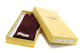 UGG Wine Gants Stocker